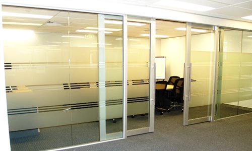 Glass Partitions Glass Doctor Window Repair Shop